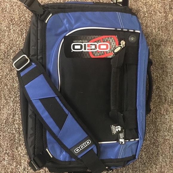 NWT OGIO Corporate Messenger Bag 760a559ee6